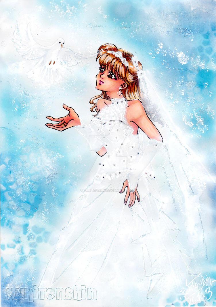 Bride of a young girl's dream by YukiTenshin