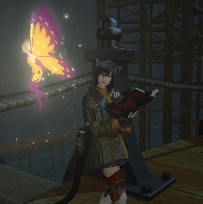 Final Fantasy XIV by MeDaasi