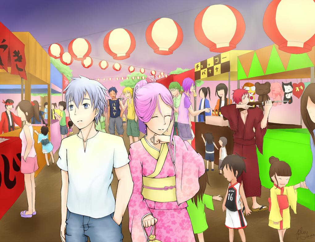 Momoi X Kuroko  Date Fan fic  Chapter two  Wattpad