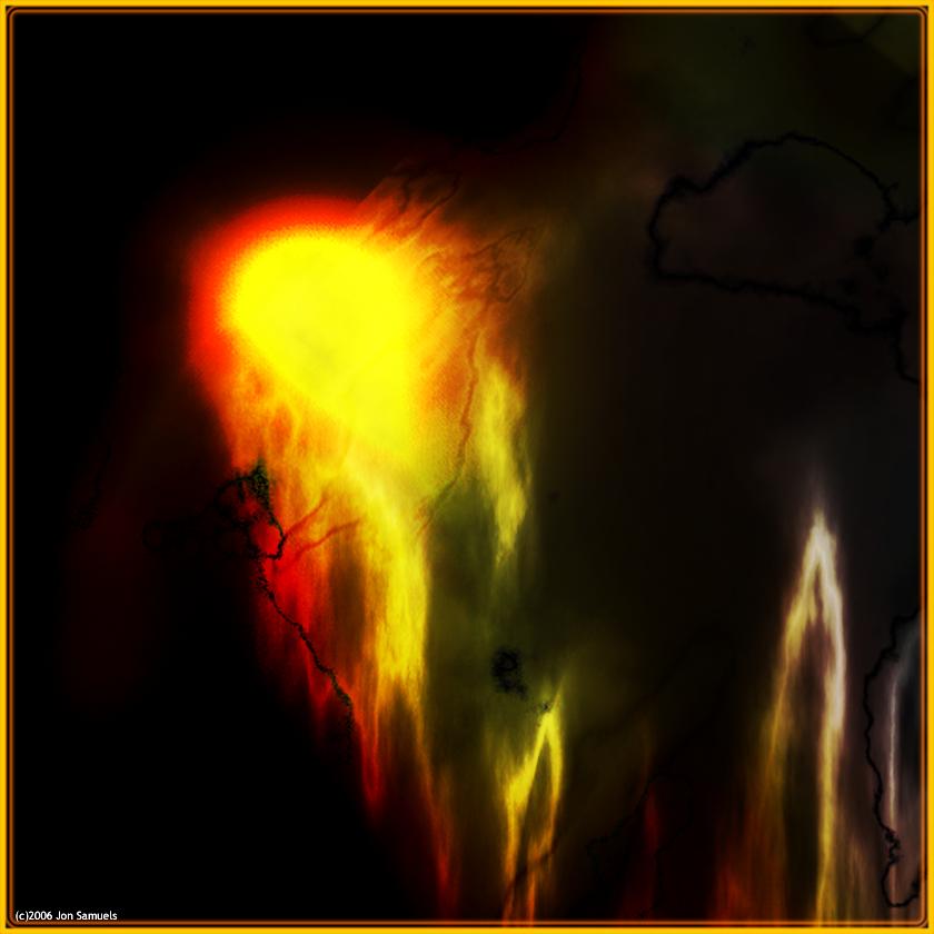 Eruption by Tora-san