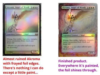 Foil Akroma Restoration
