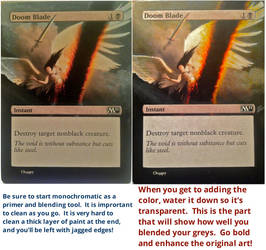 Doom Blade Alter