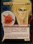 David Bowie Goblin King Alter by LaineyElaina