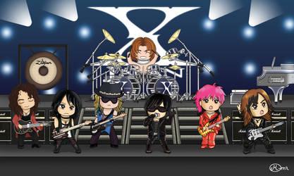 Chibi X JAPAN Concert
