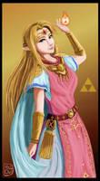 Zelda. by RottaC