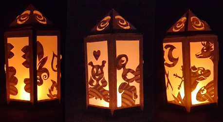 MC#12: Paper Lanterns