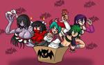 Happy Demon Girl Appreciation Day