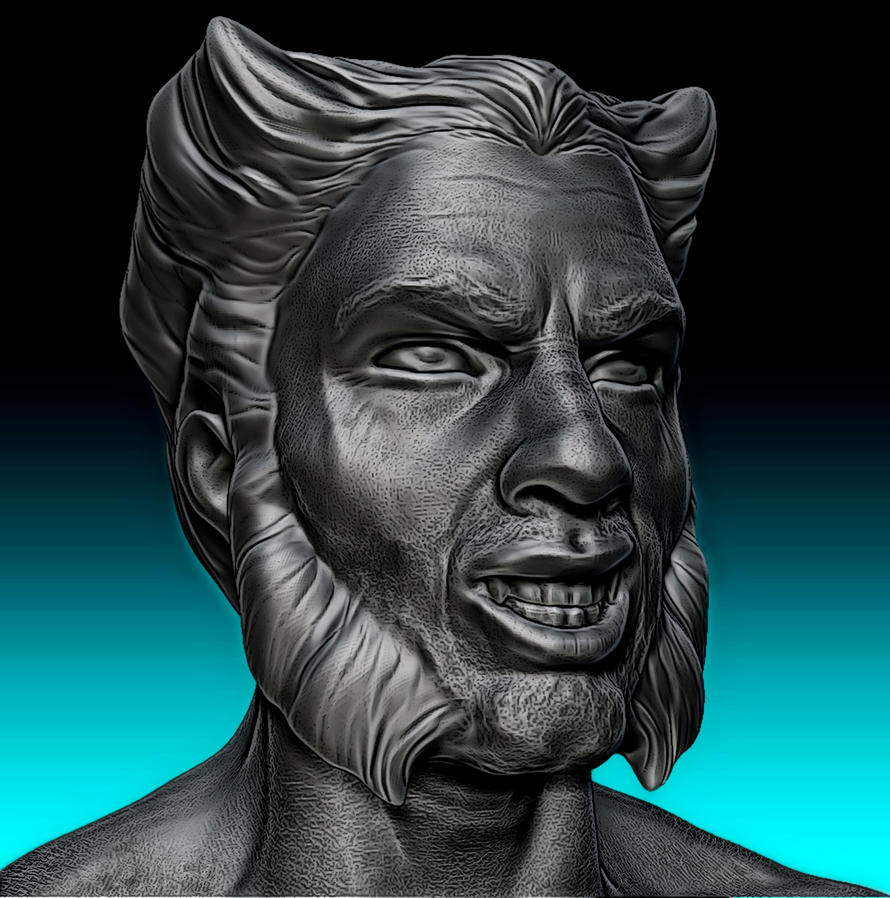 Wolvie2 Speedsculpt by jdmacleod