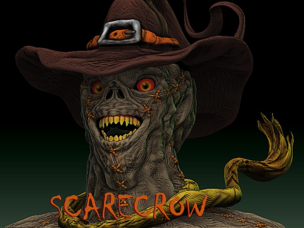 Scarecrow by jdmacleod