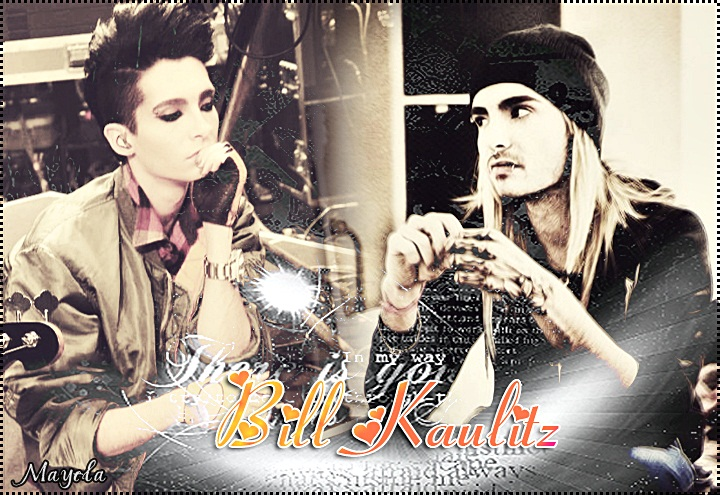 Bill Kaulitz- by OnlyRockandGlam