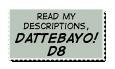 stamp: read my desc, dattebayo by Sanctioned