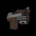 Fallout Equestria 10mm Gun