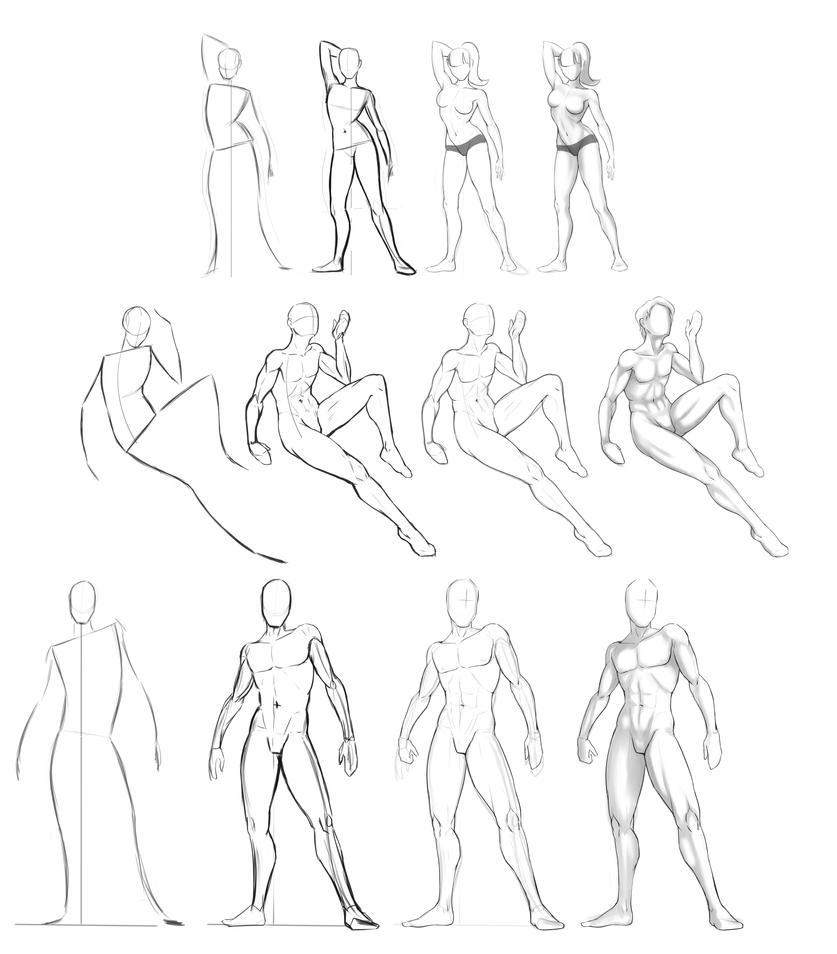 Body Practice by jebaena91