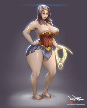Wonder Woman fanart