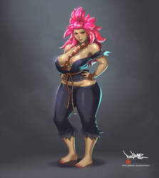 Akuma girl