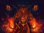 Dragon Warlock