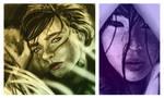 portraits study 2