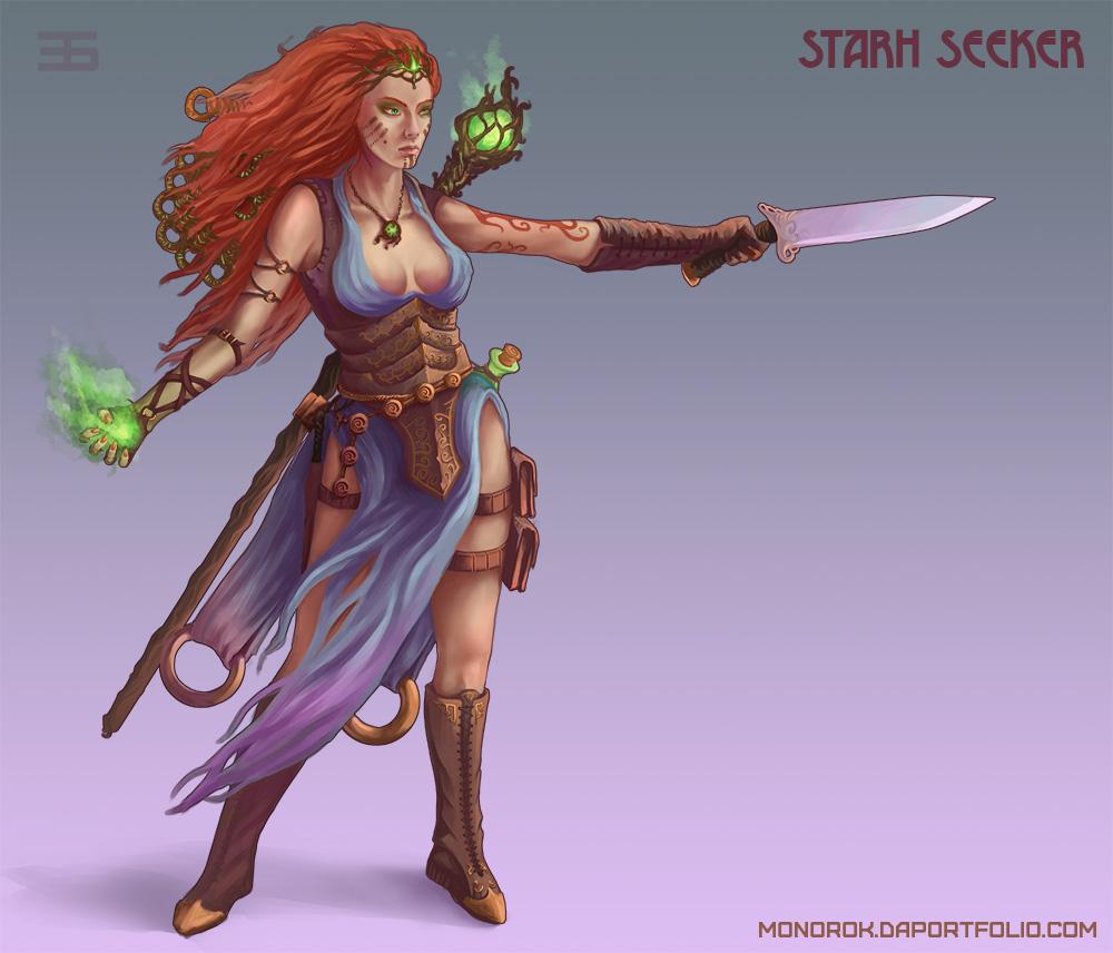 Starh seeker by monorok