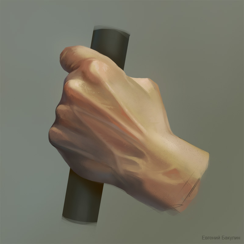 Hand study 1 by monorok