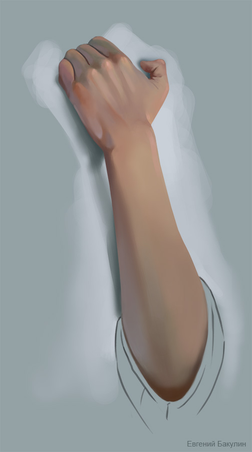 Hand study 2 by monorok