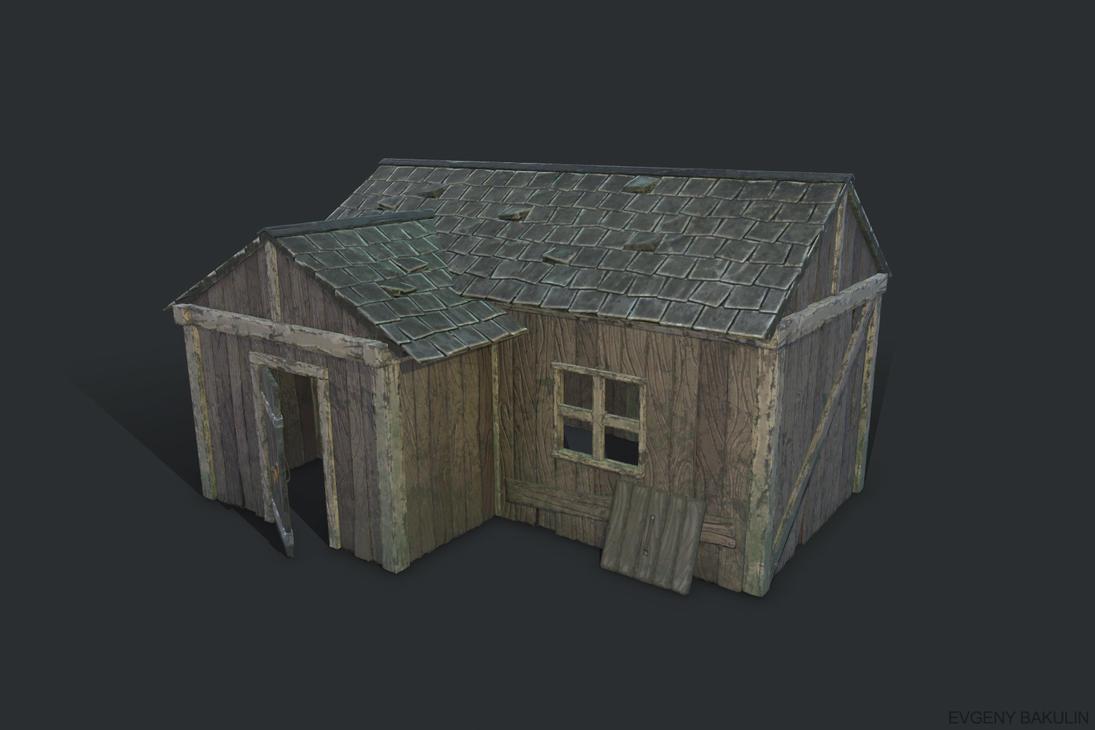 Farmhouse by monorok
