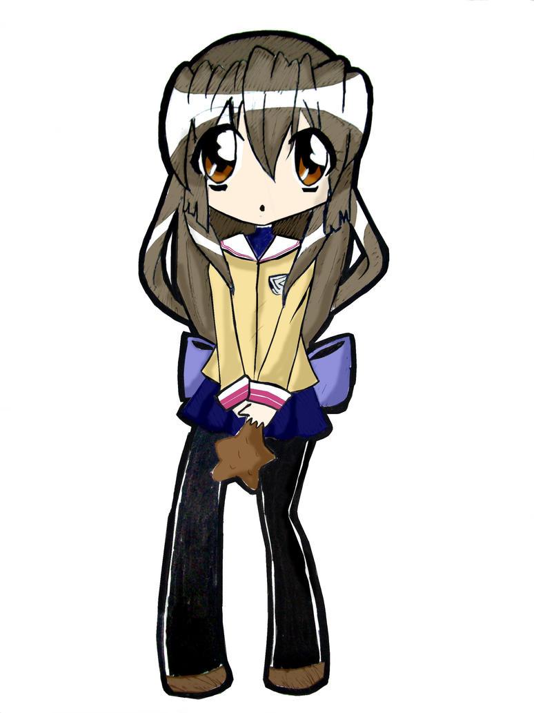 Fuko Ibuki by kora-uciha