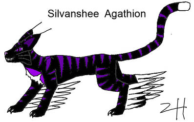CR 2 - Silvanshee Agathion