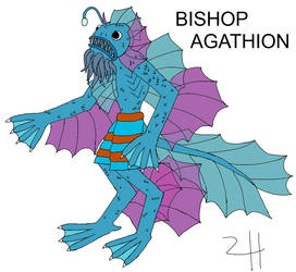 CR 4 - Bishop Agathion