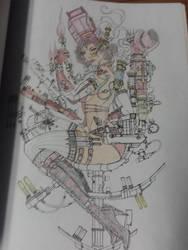 Steampunk by fuzzyluzzi