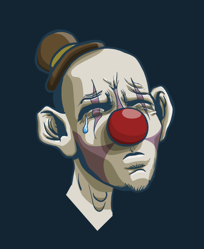 Clown by mefesto78