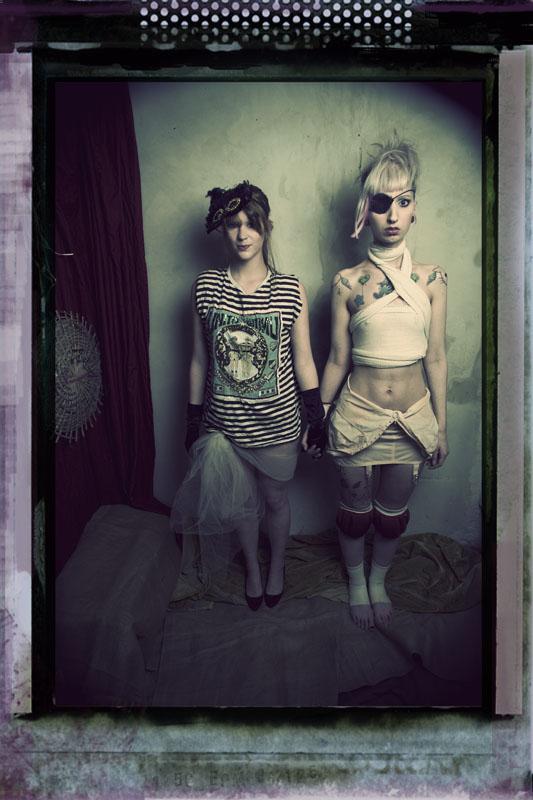 les petites by Mcdbrd