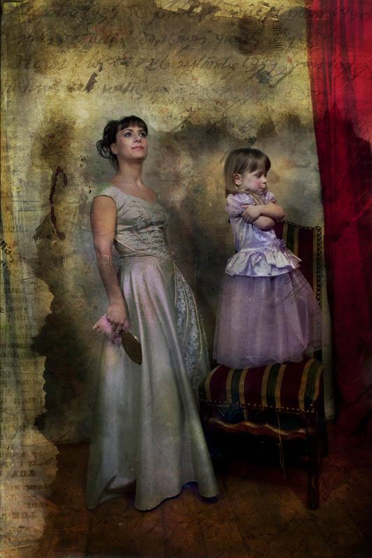 Sabine et Emma by Mcdbrd