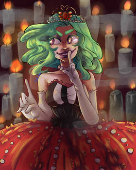 The Candle Queen