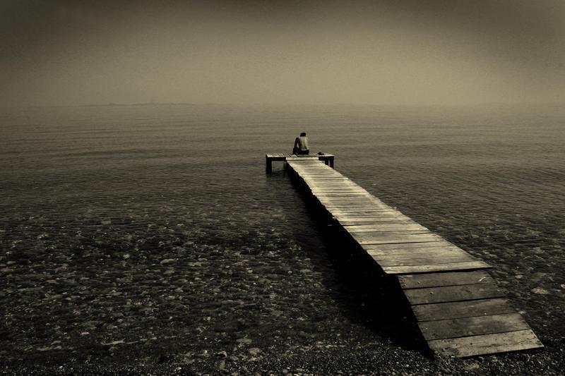 i am alone wallpaper mobile9