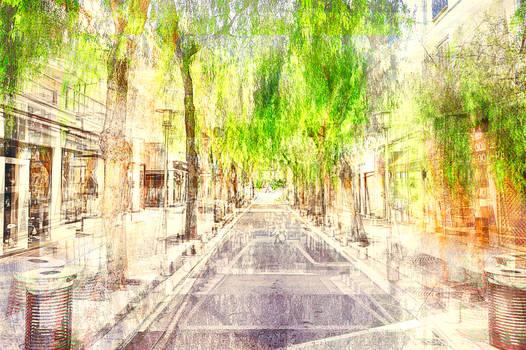 Mediterranian street