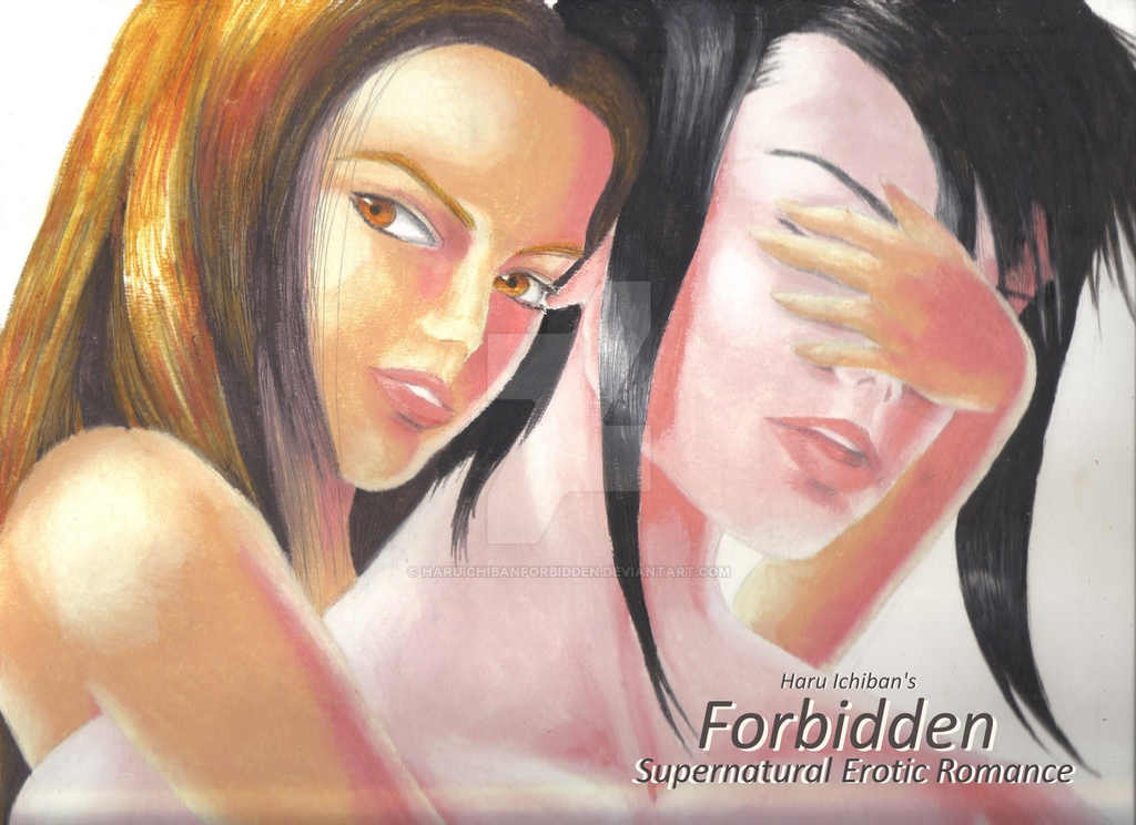 Forbidden Cover by HaruIchibanForbidden