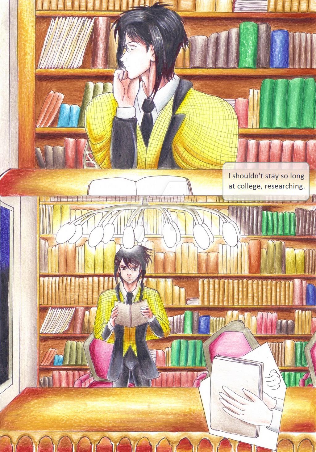 Forbidden - Day 0 Page 3 by HaruIchibanForbidden