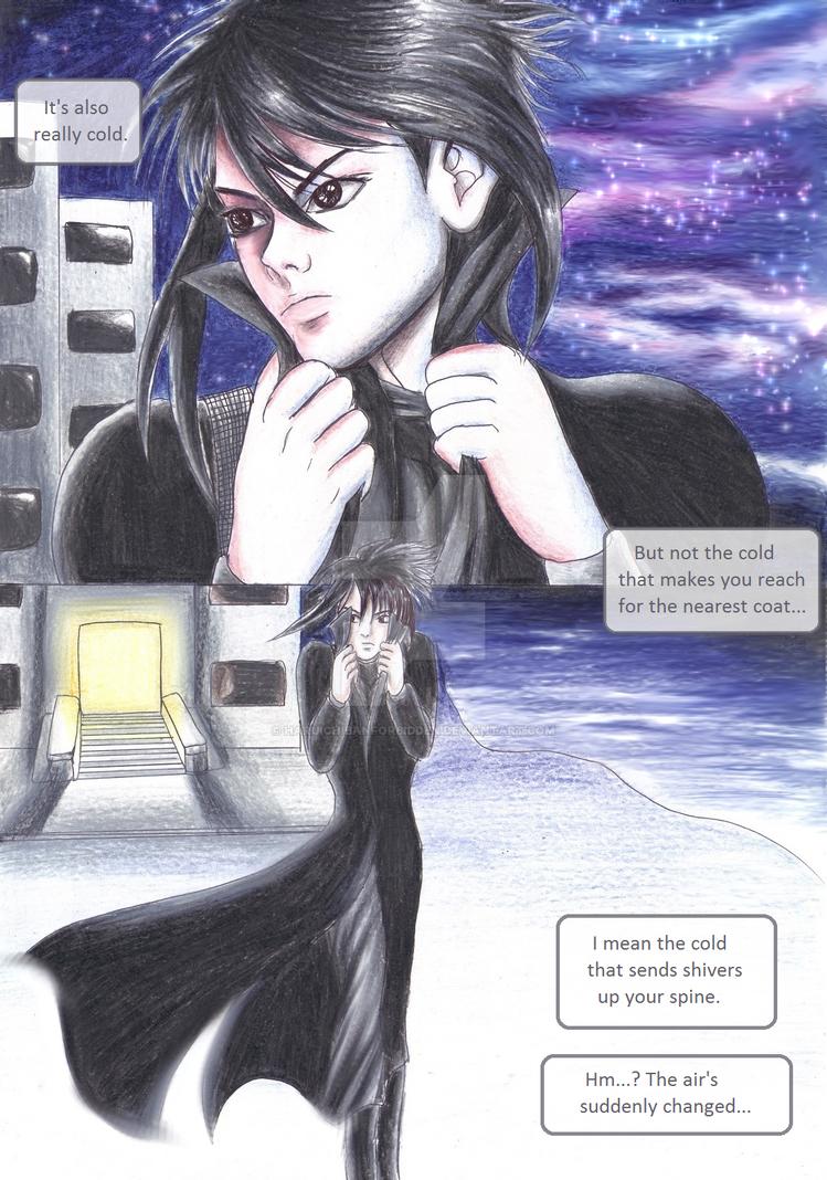 Forbidden - Day 0 Page 4 by HaruIchibanForbidden