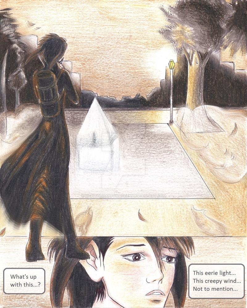 Forbidden - Day 0 Page 5 by HaruIchibanForbidden