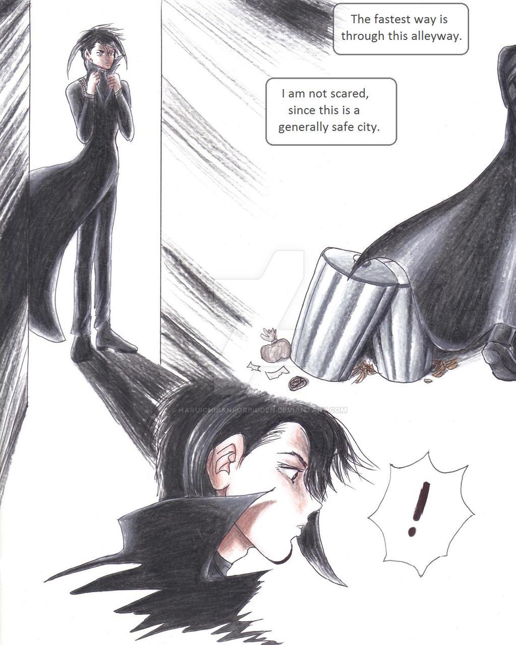 Forbidden - Day 0 Page 7 by HaruIchibanForbidden