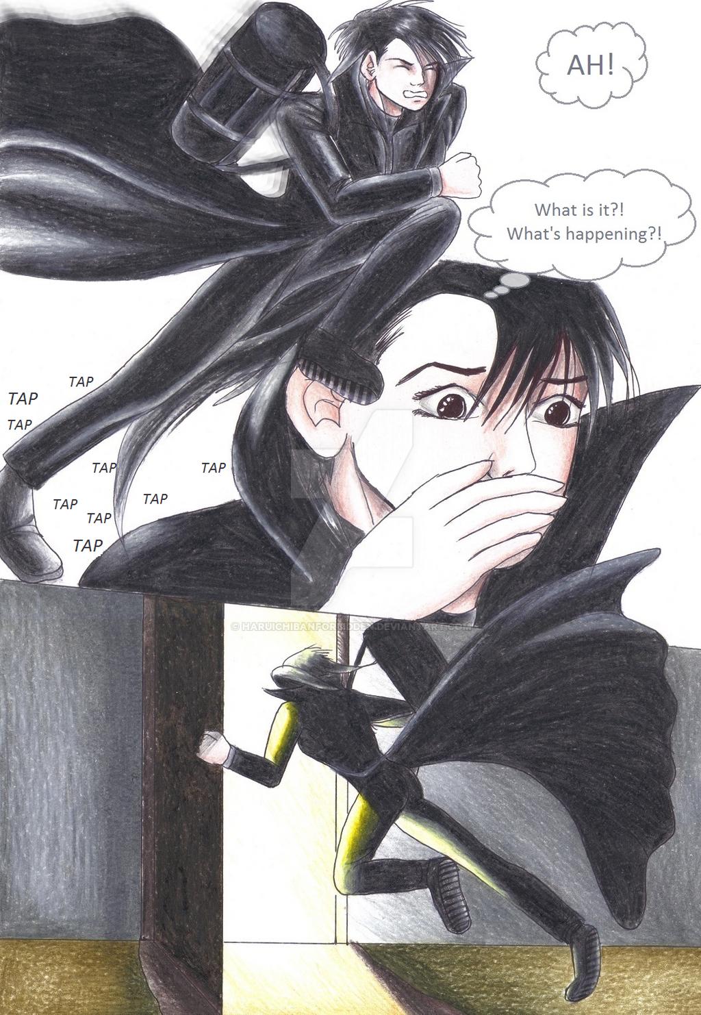 Forbidden - Day 0 Page 11 by HaruIchibanForbidden