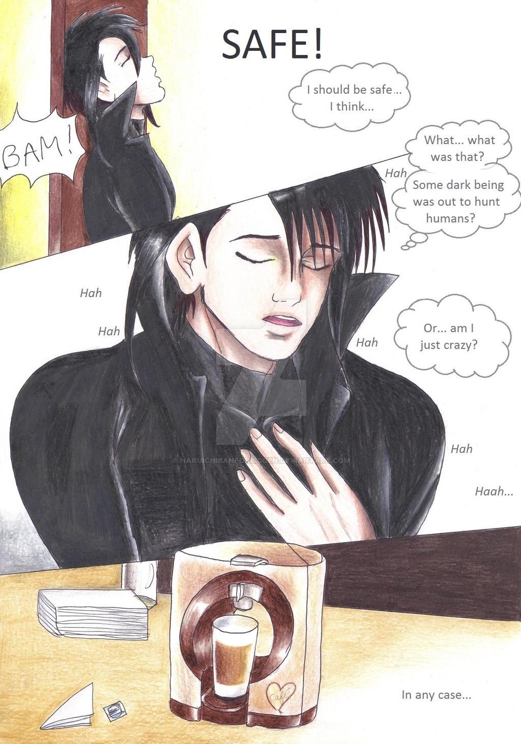 Forbidden - Day 0 Page 12 by HaruIchibanForbidden