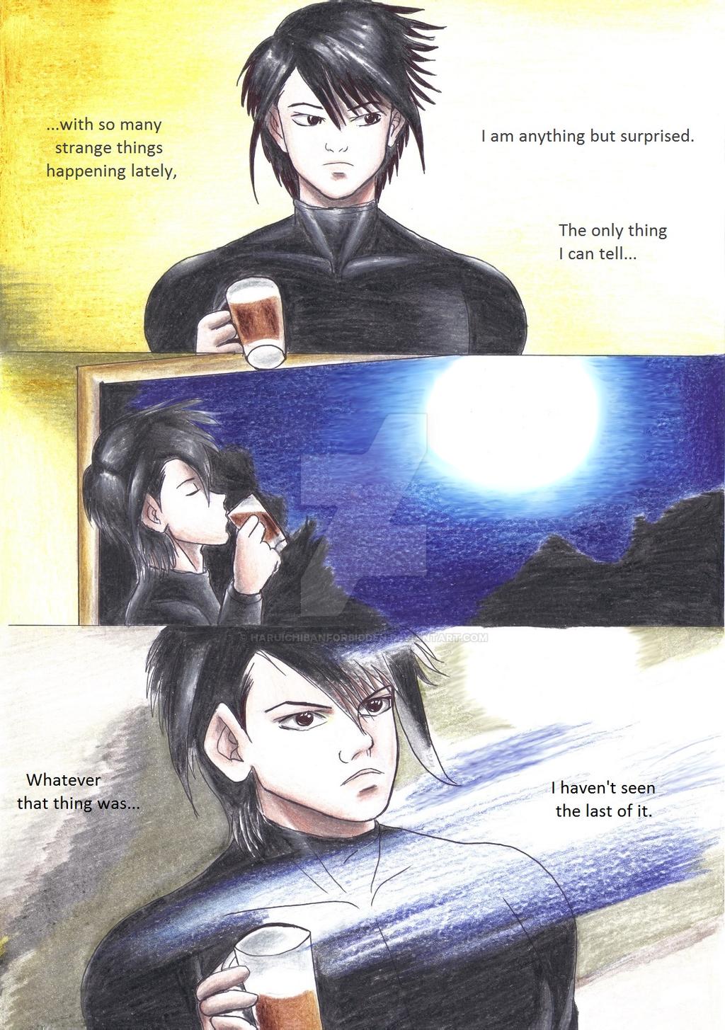 Forbidden - Day 0 Page 13 by HaruIchibanForbidden