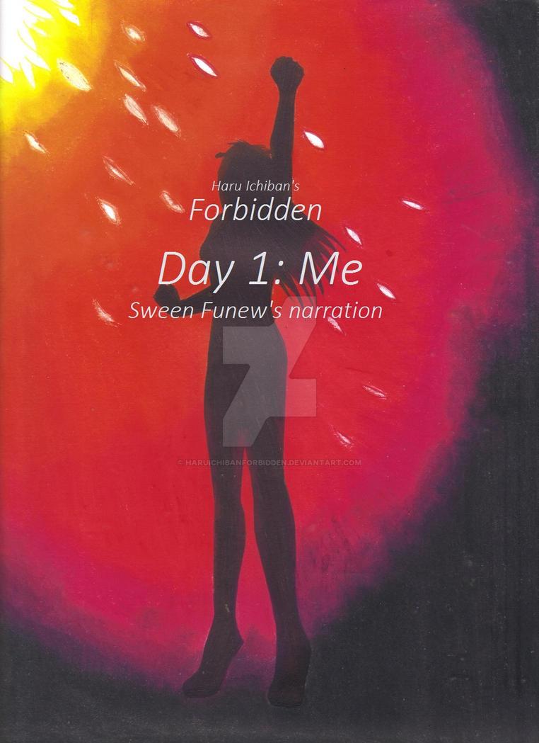 Forbidden - Day 1 Page 1 by HaruIchibanForbidden