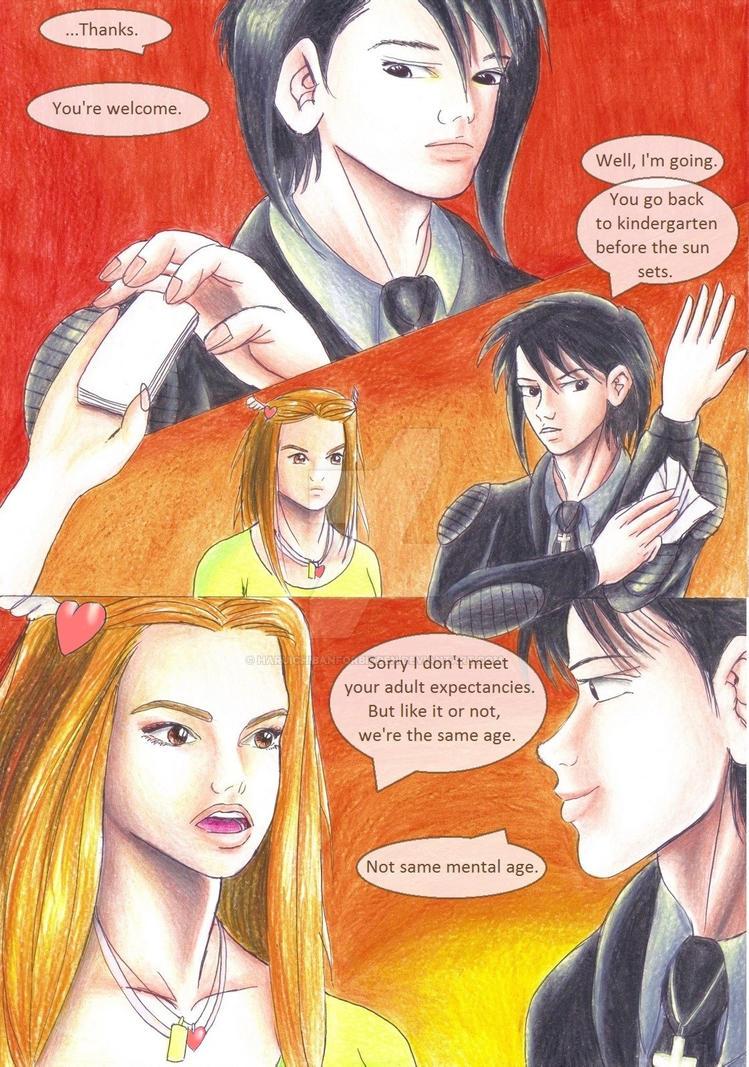 Forbidden - Page 21 by HaruIchibanForbidden