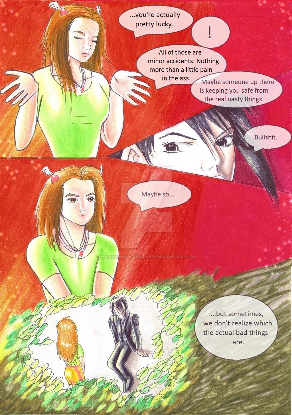 Forbidden - Page 25 by HaruIchibanForbidden