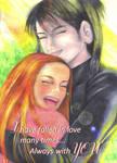 Fallen in Love - New Days by HaruIchibanForbidden
