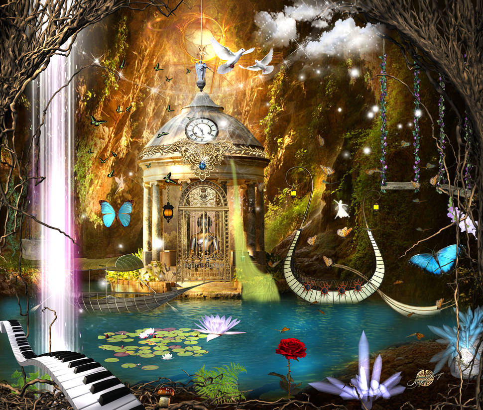 Fantasydream by AngelWingsdesign