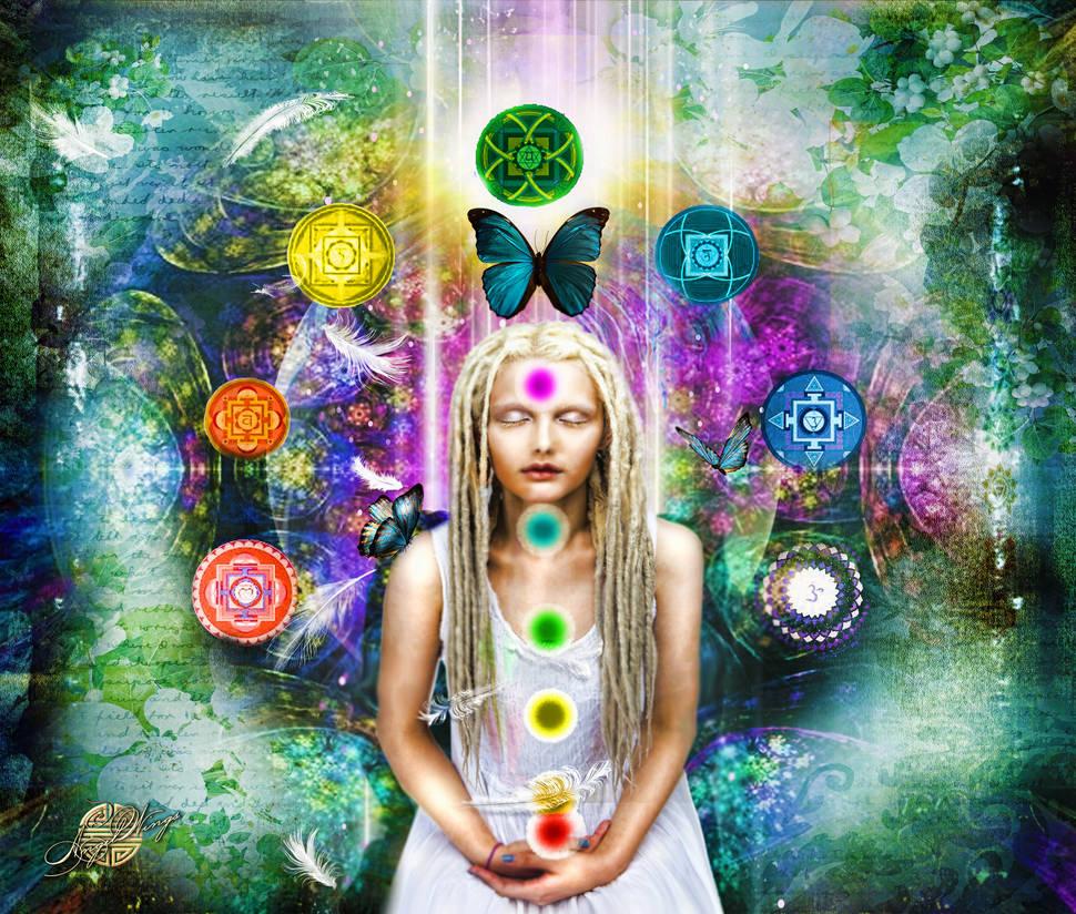 Namaste by AngelWingsdesign