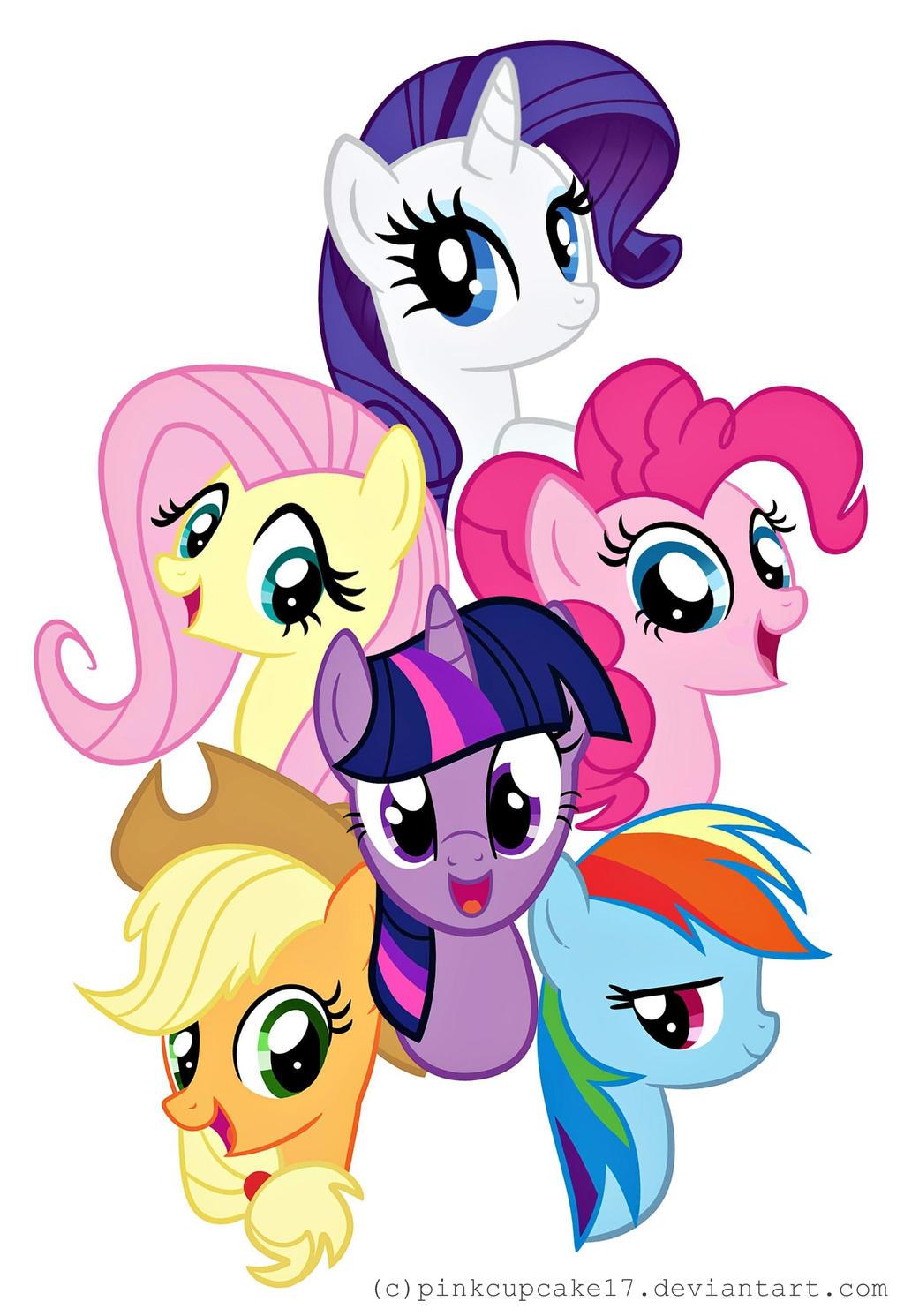 Equestria Girls by pinkcupcake17